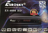 Спутниковый ресивер Eurosky ES-4080 HD.