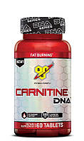 Жиросжигатель BSN Carnitine DNA 60 tabs, БСН Карнитин ДНА 60 таб