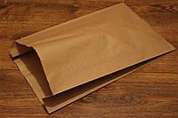 Крафт пакет саше 250х80х330