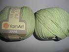 YarnArt Jeans (Ярнарт Джинс) 11 нежная мята
