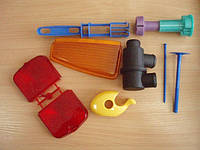 Литье пластмассовых изделий под заказ