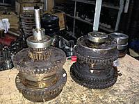 Муфты в фартук У4184 У4284, Токосъемные кольца к муфтам У4184 У4284