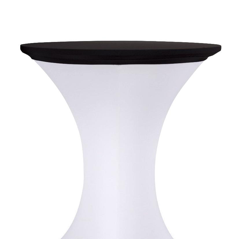 Стрейч Ковпак на стіл 70/110 круглий з щільної тканини Спандекс