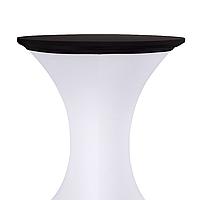 Стрейч Колпак на стол 70/110 круглый из плотной ткани Спандекс