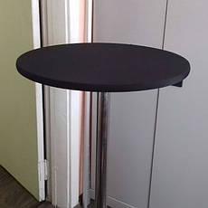 Стрейч Колпак на стол 60*110 круглый из плотной ткани Спандекс, фото 2