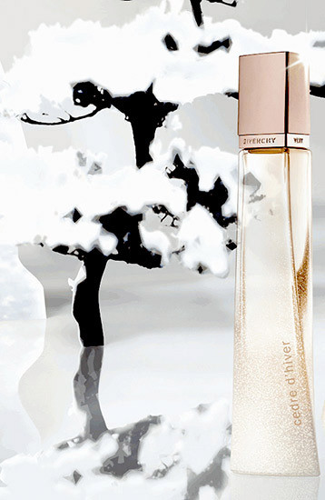 Givenchy Very Irresistible Poesie Dun Parfum Dhiver Cedre Dhiver