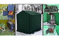Мобильная баня от украинского производителя (2*2м)