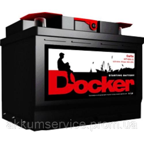 Автомобильный аккумулятор Docker 60AH R+ 480A