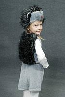 Детский Карнавальный костюм Ежик