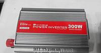 Автомобильный инвертор Power Inverter ELITE lux 12/220v 300 W, преобразователь тока Павер Инвертер Элит Люкс 3, фото 1