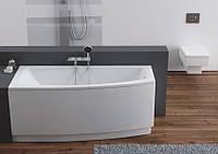 Ванна акриловая Aquaform Arcline 160х70х42 асимметричная