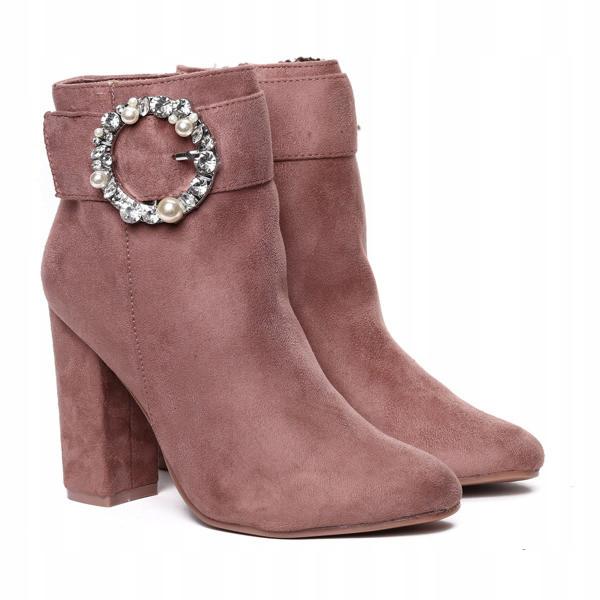 Женские ботинки Hickox