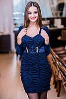 Нарядное новогоднее платье