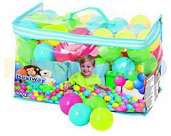 Шарики, пластиковые,  для, игр, в, палатку, бассейн, качественные, интересные, 100, штук.
