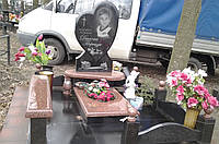 """Памятник для ребенка """"Сердце"""""""