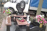 """Детские надгробия в Украине. Памятник для ребенка """"Сердце"""""""