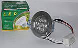 LED лампа під гіпсокартон, фото 2