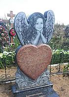Детский памятник Ангелочек