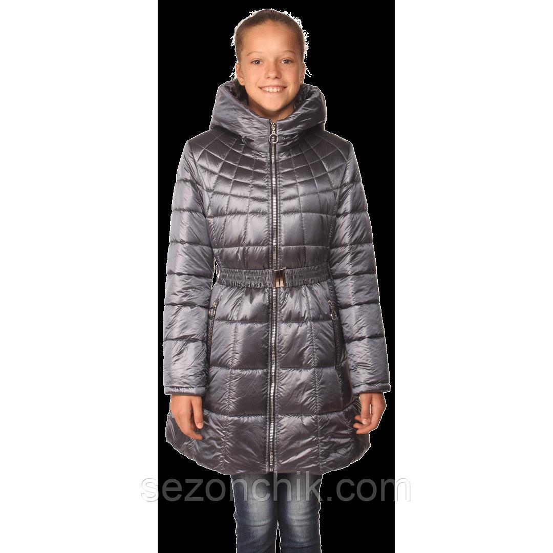 Осенние куртки от производителя для девочек новинка