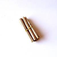 Натуральные палочки Force 20см золотистые