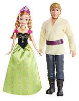 Frozen Анна и Кристофф «Холодное Сердце» (Disney Frozen Anna and Kristoff Doll, 2-Pack)