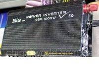 Автомобильный преобразователь тока инвертор 1000 W Power Inverter ELITE lux 12/220v Павер Инвертер Елит Люкс 1, фото 1