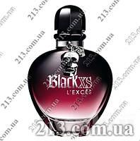 Женская туалетная вода Paco Rabanne - Black XS L'Exces for Her 100мг
