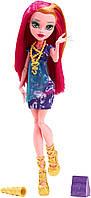 Кукла монстер хай Джи Джи Грант из серии Чумовая экскурсия.