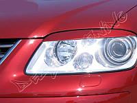 Реснички бровки тюнинг VW Caddy