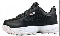 "Кроссовки Fila Disruptor II ""Core Black"" Арт. 2675"