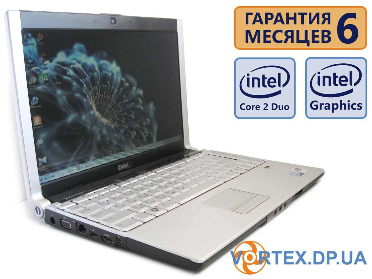 Ноутбук Dell XPS M1330 13.3 (1280x800) / Intel Core 2 Duo T5750 (2x2GH
