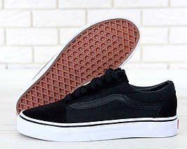 Женские кеды Vans Old Skool, vans old school, ванс олд скул, фото 3