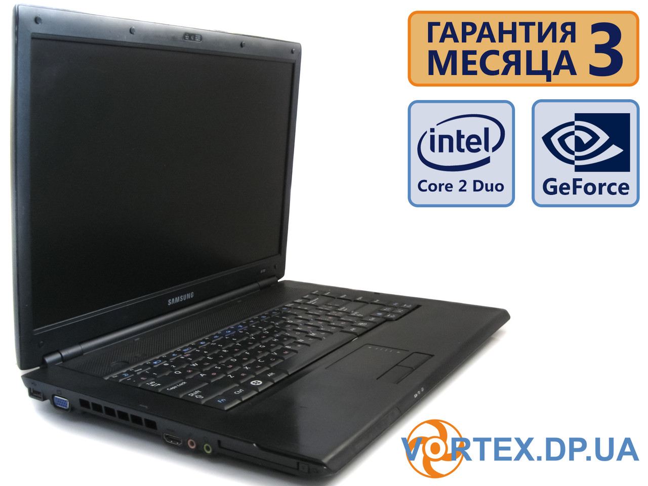 Ноутбук Samsung R70 15.4 (1680x1050) / Intel Core 2 Duo T5750 (2x2GHz)