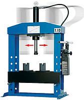 Пресс гидравлический 10 тонн WERTHER PR10BPM (Италия)