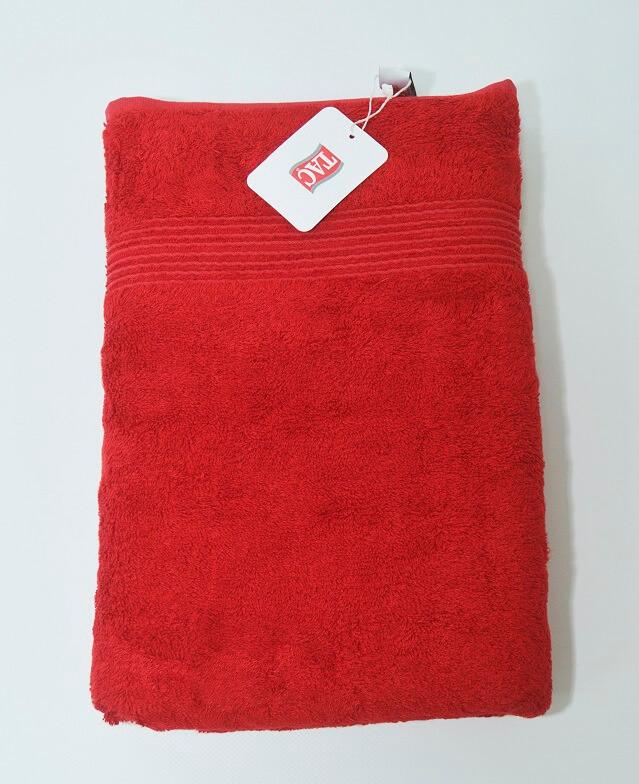 75f8f7f24f88 Бамбуковое полотенце для ванной TAC Maison Red 50*90см, цена 295 грн.,  купить в Киеве — Prom.ua (ID#761797518)
