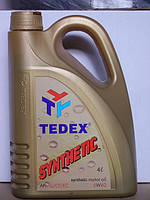 Моторне масло TEDEX SYNTHETIC  SN/SM/CF    SAE 5W30,5W40