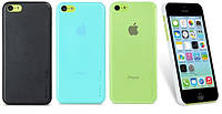 Чехол для iPhone 5C - Melkco Air PP 0.4 mm cover case