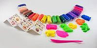 Тесто для лепки Master-Do 22 цвета Danko Toys (TMD-01-01), фото 1