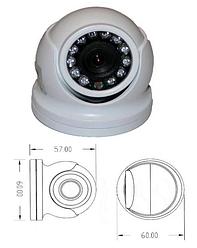 Видеокамера  Profvision PV-700HD/1200 ТВЛ