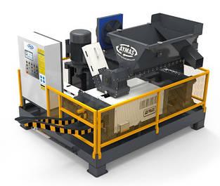 Оборудование для переработки металлической стружки