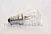 Лампочка для холодильника 15вт Е14  (Львов)
