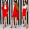 Облегающее платье с кардиганом / 6 цветов  арт 6674-64, фото 6