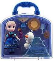 Игровой набор кукла Эльза в чемоданчике Disney