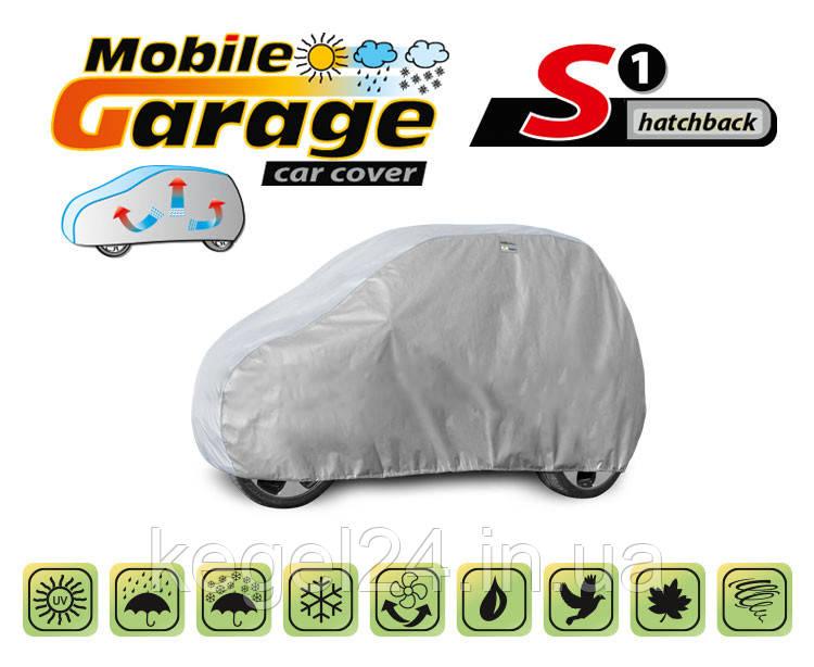 Чохол-тент для автомобіля Mobile Garage розмір S1 Smart Hatchback