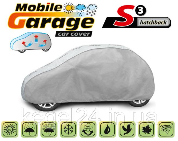 Чохол-тент для автомобіля Mobile Garage розмір S3 Hatchback