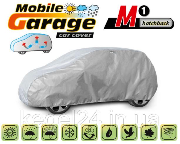 Чохол-тент для автомобіля Mobile Garage розмір M1 Hatchback