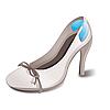 Наклейки на задник обуви (Силиконовые протекторы для защиты пяток) 2шт, фото 3