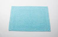Полотенце для ног Lotus Отель Бирюзовый (550 г/м²) 50*70
