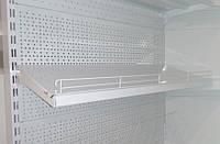 Полка металева для стелажів шириною 1200мм глибиною 300мм