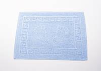 Полотенце для ног Lotus Отель Голубой (550 г/м²) 50*70